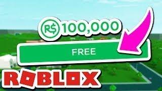 ROBLOX GAME GIVES VOUS 10 MILLIONS DE ROBUX?! [AUCUN MOT DE PASSE REQUIS]