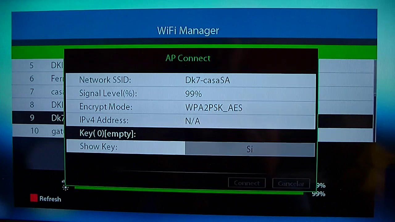 Como conectar a IKS Tocombox Energy HD mediante Wifi - Video - ViLOOK