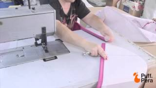 Fabricación Puff de Pera