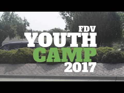 FDV Youth Camp 2017