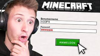 Ich habe Koopas Minecraft Account gehackt! (Troll Wars)