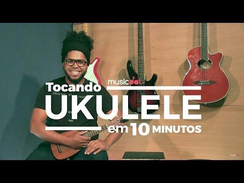 Toque Ukulele em 10 minutos  de Ukulele para iniciantes