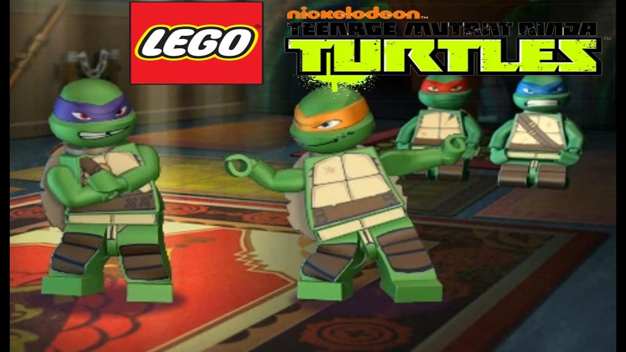 Teenage Mutant Ninja Turtles. Mouser Mayhem! | Games ...