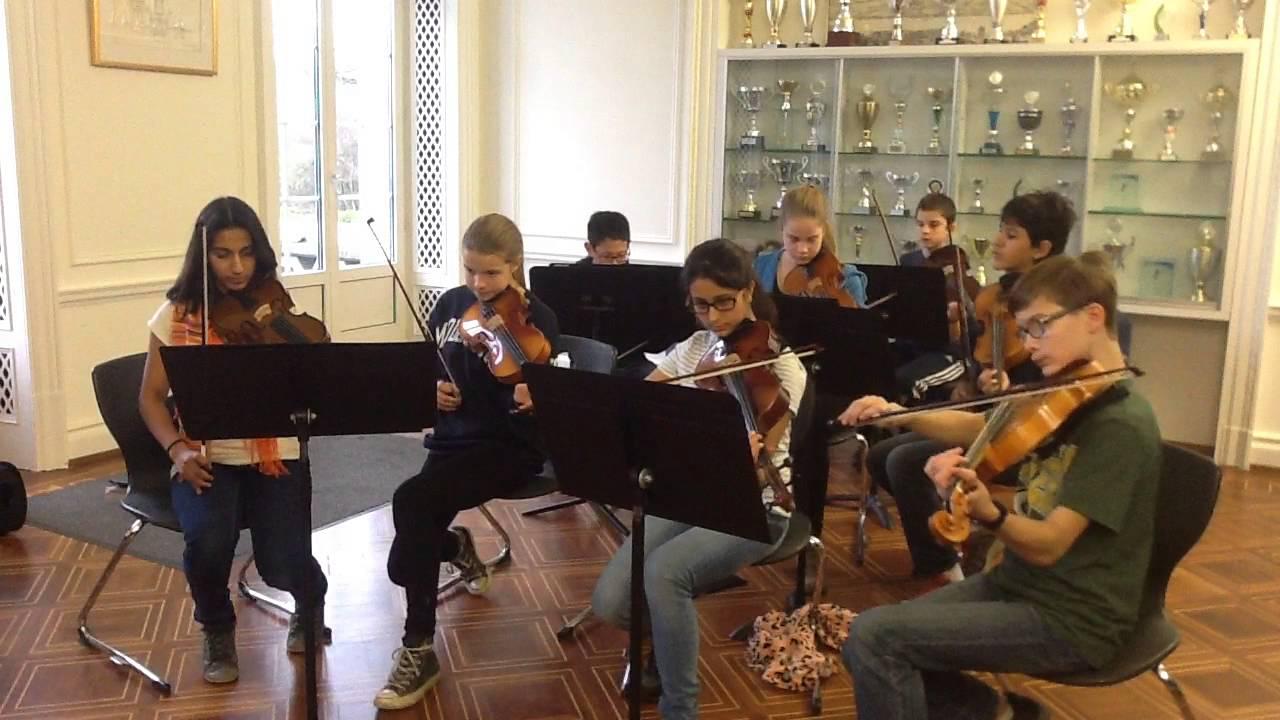 Strings - Grade 7