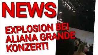 EXPLOSION BEI ALIANA GRANDE KONZERT IN MANCHESTER