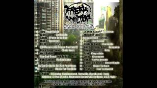 FREAK KULTUR ALL STARS - COMPILATION RAP BORDEAUX - 2015