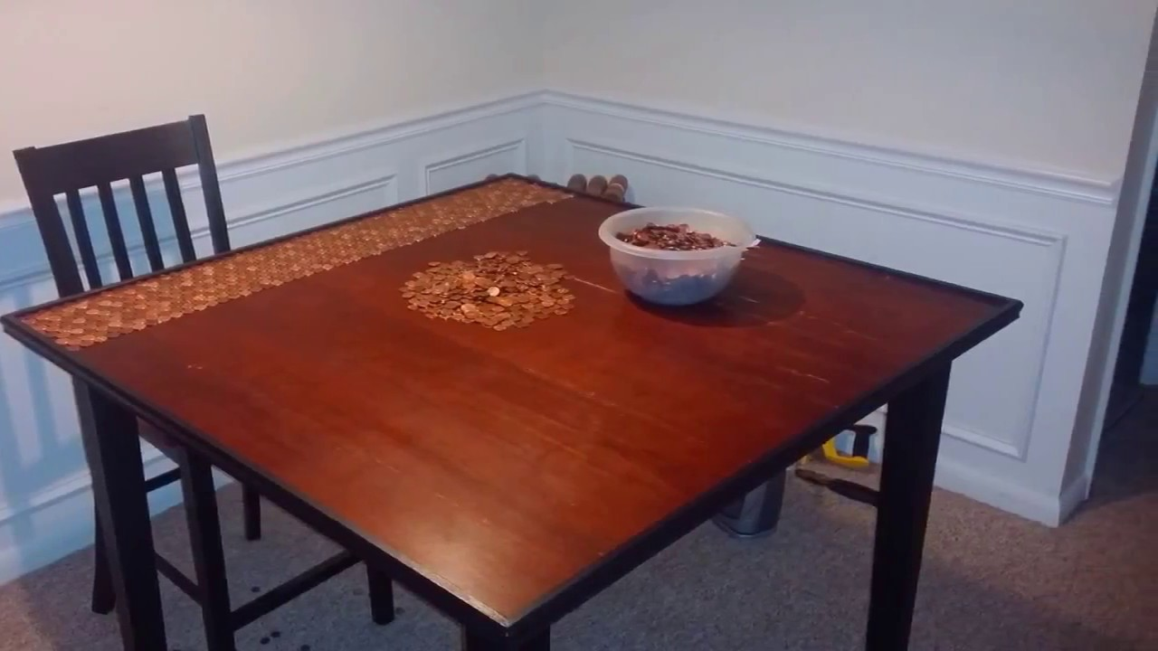 how to make a resin table top