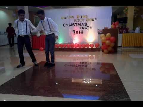 Grand food venue corp. Christmas Party