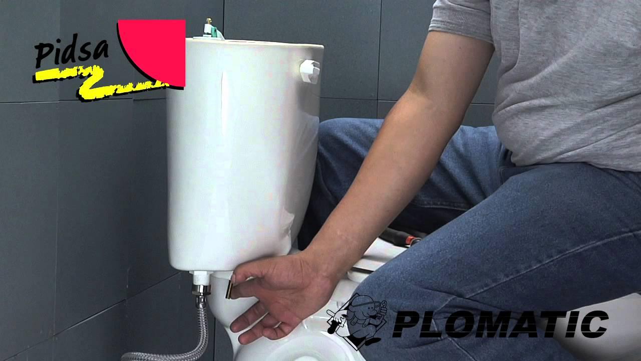 C mo instalar los tornillos para tanque taza de lat n for Como criar cachamas en tanques plasticos