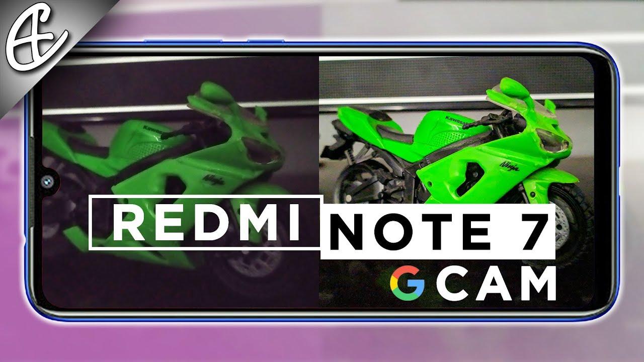 Google Camera 7 2 For Redmi Note 7 Download Gcam Apk