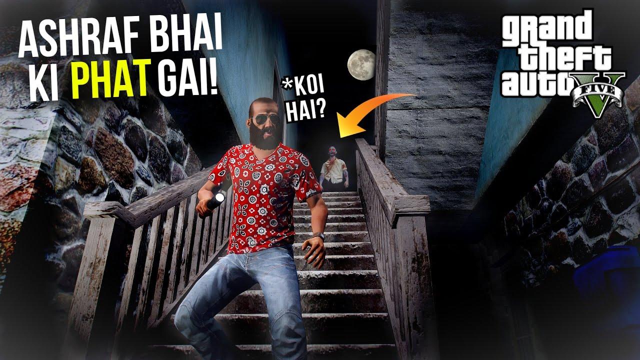 ASHRAF BHAI DAR GAYE!   PACIFY   GTA 5 MODS PAKISTAN