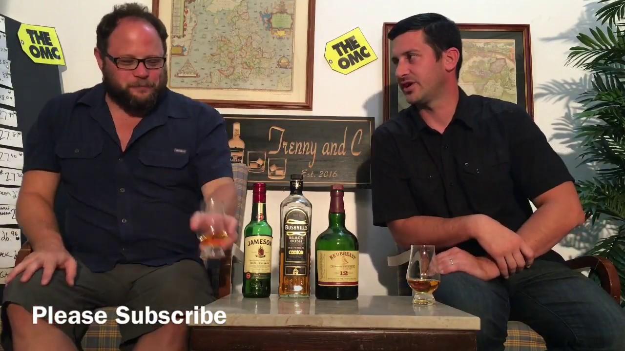 Виски обзор Dewar's-12 years / William Lawsons-13 years - YouTube