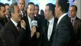 مع شوبير - جمال العدل وأحمد السقا وايهاب نافع وضحكات علي الهواء بسبب مباراة القمة