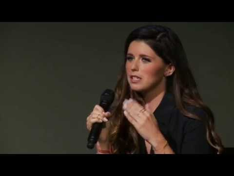 Katherine Schwarzenegger: I Just Graduated ... Now What? Interview