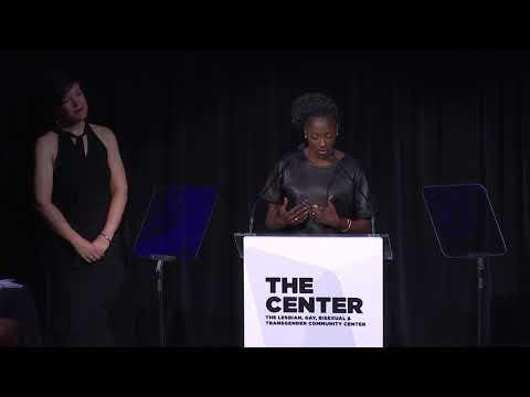 Rutina Wesley, Women's Event, Trailblazer Award
