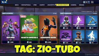FORTNITE SHOP today April 29th BEASTMODE skin, OSCURA OSCURA and BEASTMODE coverage package