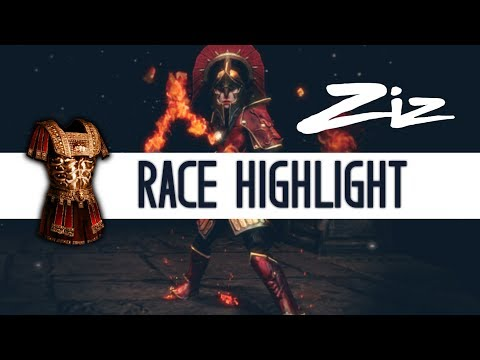 Path of Exile Community racing #5 Izaro Race - Winning against all odds