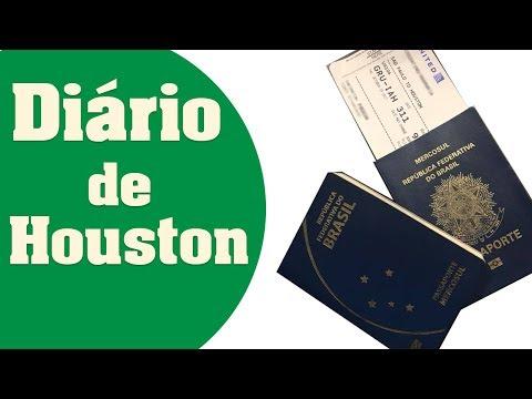 Como fazer uma feira fora do Brasil   Diário de Houston 2017   Parte 1