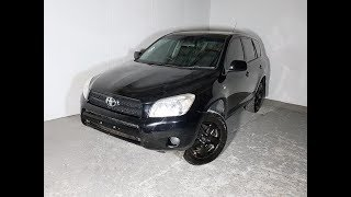 (SOLD) 4×4 SUV Toyota RAV4 Wagon 2006 Manual Review