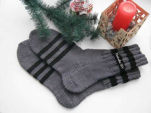 Как выбрать размер носков мужских