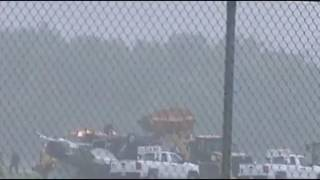 F-16 Crashes at Airport During Practice for Dayton Air Show In Ohio