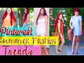 Styling Summer Fashion Trends 2016 | Pinterest Inspired