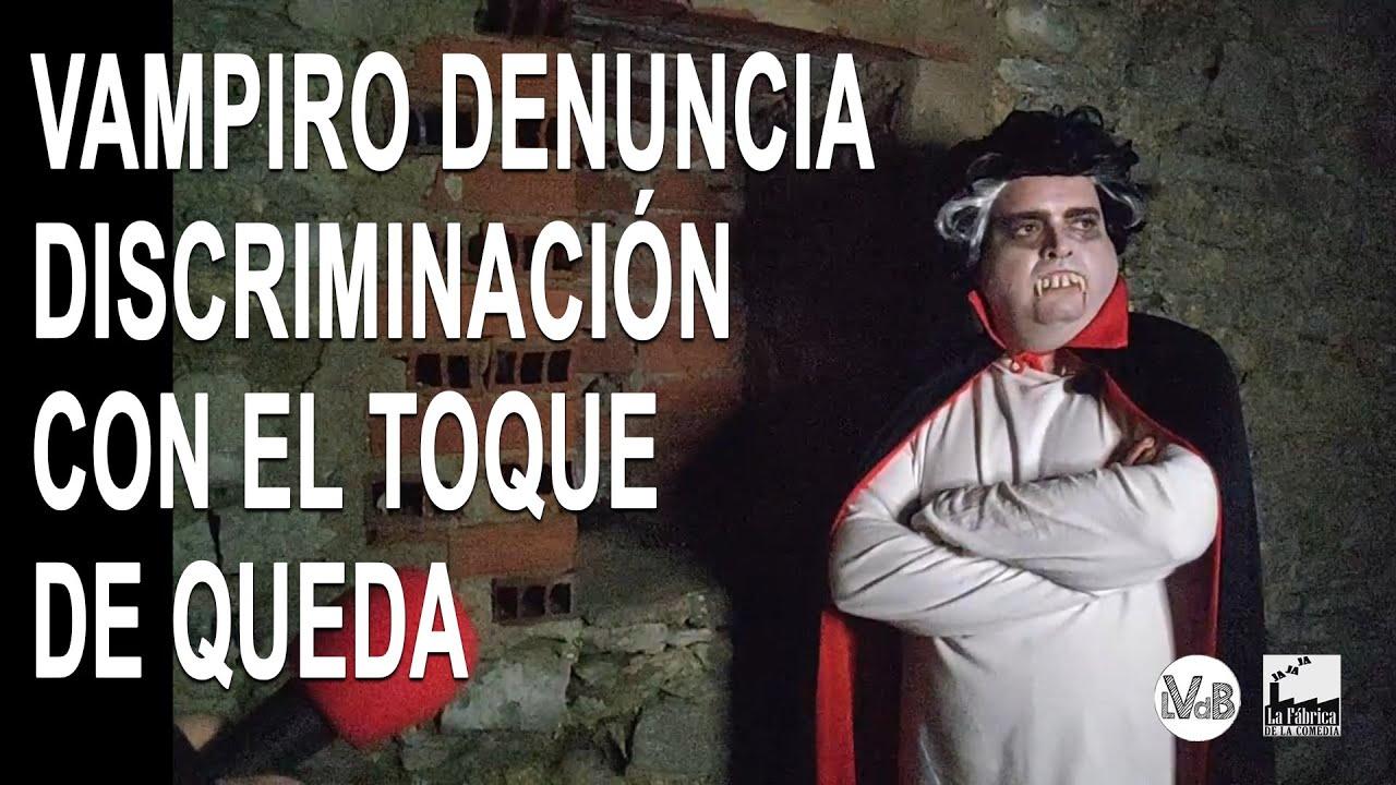Vampiro denuncia discriminación con el toque de queda