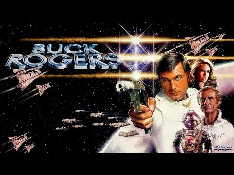 Buck Rogers In The 25th Century: Odyssey (Johnny Harris)
