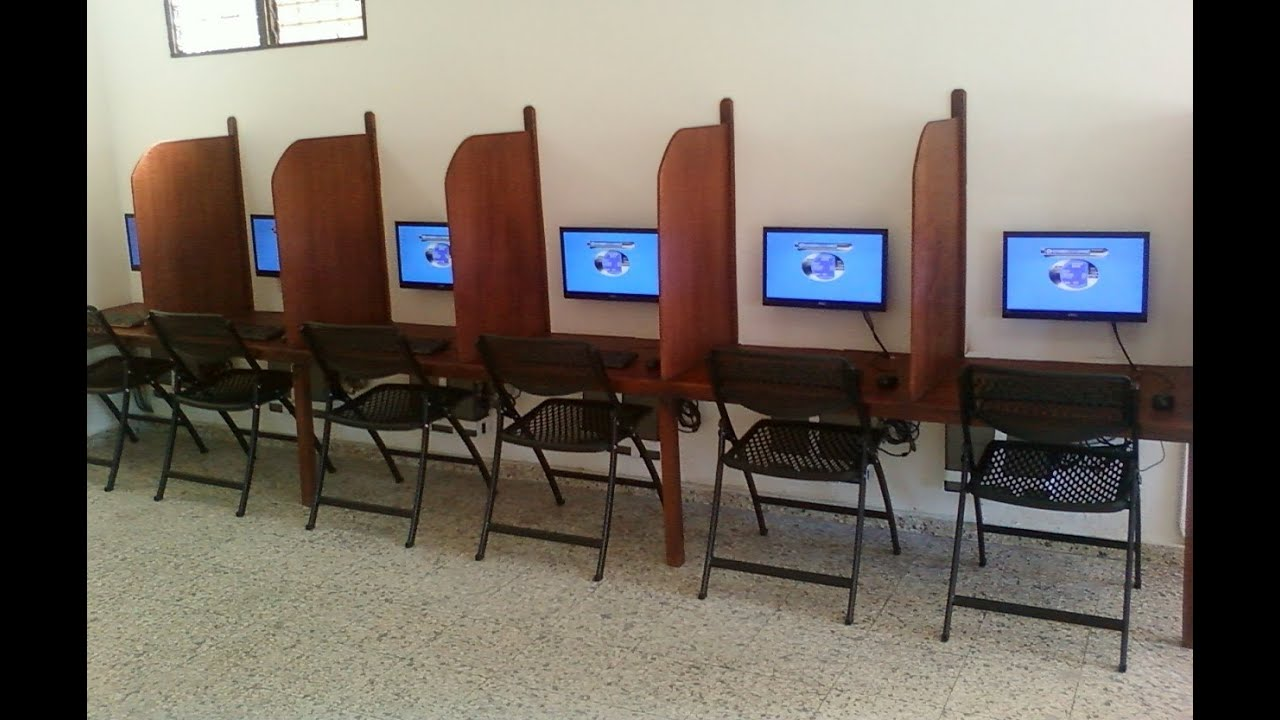 Jarabacoa internet cafe rd centro de internet youtube for Muebles modernos online