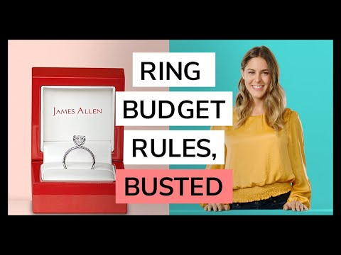 How Much Should An Engagement Ring Cost Featuring Stacy Stahl | Presented By JamesAllen.com
