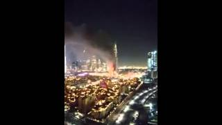 Massive Fire at The Address Downtown Dubai Commentary by Sina Bahrami