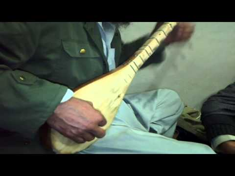 Setar Rabab Mange, رباب ستار او په منګي نغمه