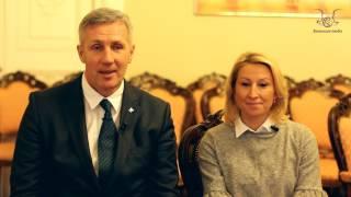 Ответ Оксаны Казаковой и Юрия  Кашкарова на вопрос Богдана Москвина