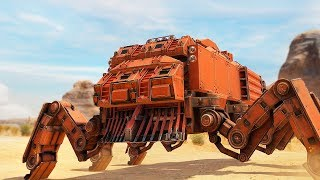 When You Randomly Generate Builds and The First Ones Are Nightmares in Crossout