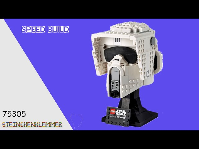 75305 Scout Trooper™ | Speed Build