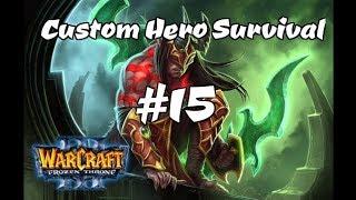 [WC3] Custom Hero Survival #15 - Assasin Build