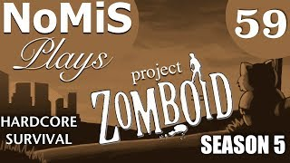 PROJECT ZOMBOID HARDCORE SURVIVAL   BUILD 39   EP 59 - STREET ZEDS