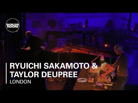 Ryuichi Sakamoto & Taylor Deupree St John's Sessions x Boiler Room Live Set