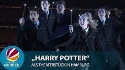 """""""Harry Potter""""-Theaterstück in Hamburg: Das sind die ersten Szenen"""