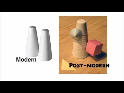 History of Post-Modern Architecture