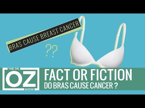 Do Bras Cause Breast Cancer?