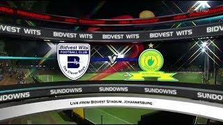 Absa Premiership 2017/2018 - Bidvest Wits vs Mamelodi Sundowns