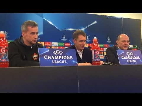 Главный тренер ЦСКА Виктор Гончаренко поделился впечатлениями после победы над «Енисеем» в матче 17-го тура РПЛ (2:1).