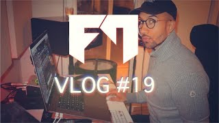 How I Make A Living As A Music Producer VLOG #19