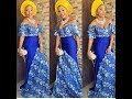 Extraordinary Aso Ebi Styles You Must Have: For Fashion Conscious Ladies