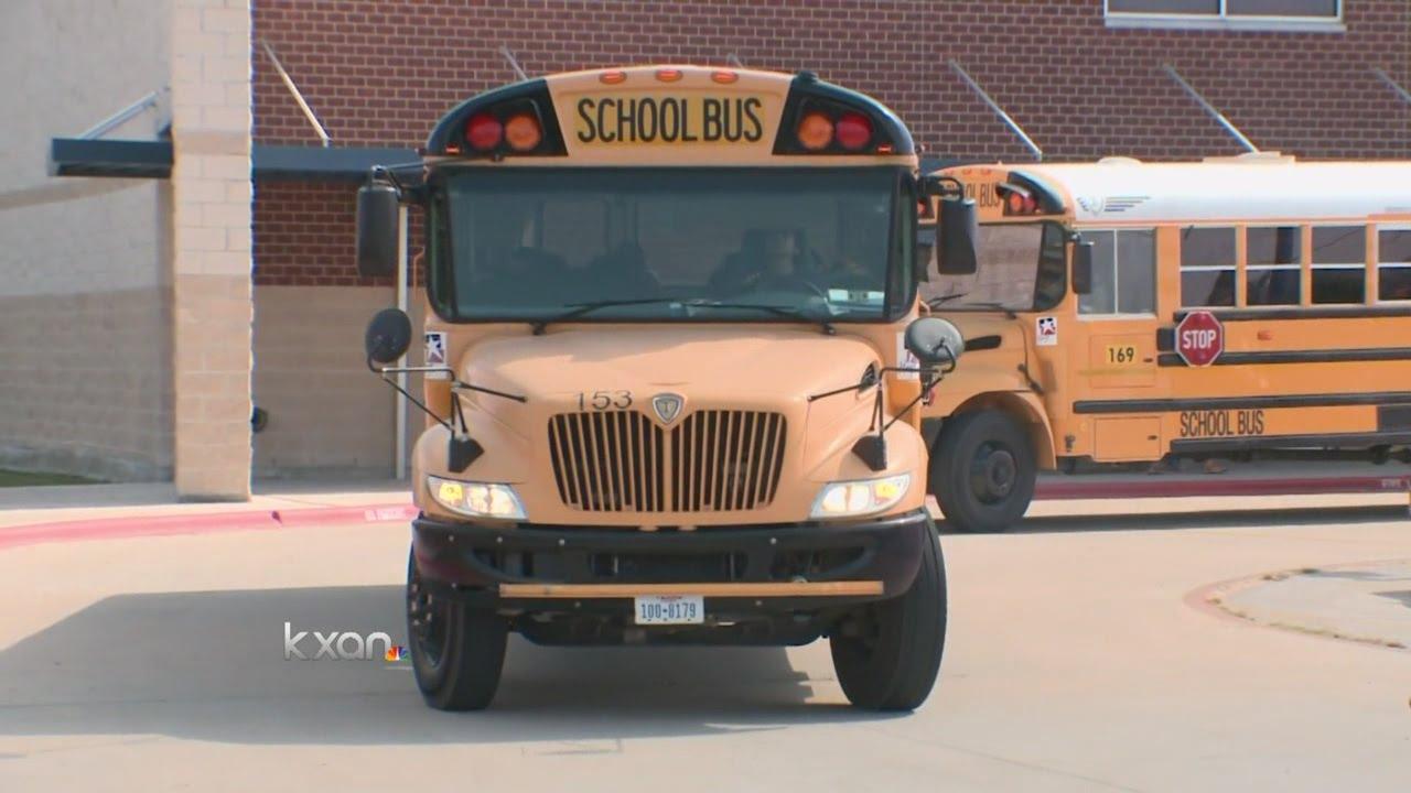 Hays CISD students shot by BB gun on elementary school bus
