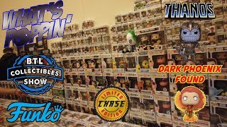 Funko Pop Hunting, BTL Collectibles Show, and Thanos