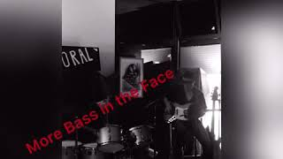 """Hardy Best Bass soloing on Jazz Standards live with """" The New York Connection """""""