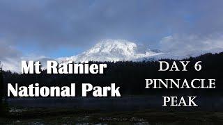 Mt Rainier Trip Day 6