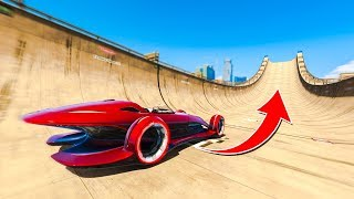 INSANE MODDED CAR STUNTS! - (GTA 5 Stunts & Fails)
